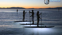SUP GLO-Night Paddle, Denver, Stand Up Paddleboarding