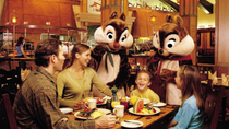 Disneyland Resort Character Dining, Anaheim & Buena Park, Dining Experiences