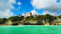 Tulum Ruins and Playa del Carmen Sunset Tour, Cancun, Archaeology Tours