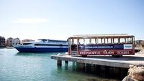 Perth Lunch Cruise including Fremantle Sightseeing Tram Tour, Perth, null