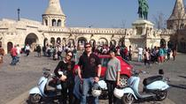 3 Hour Scooter Tour of Budapest, Budapest, Motorcycle Tours