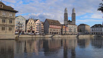 2-hour Private Guided Zurich Downtown Tour, Zurich, Bus & Minivan Tours