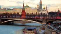 Two Hearts of Russia: Moscow and St-Petersburg Tours, Moscow, City Tours