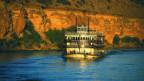 4-Night Murray River Cruise by Classic Paddle Wheeler, Adelaide