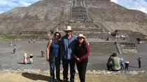 Private Tour: Teotihuacan and Guadalupe Shrine, Mexico City