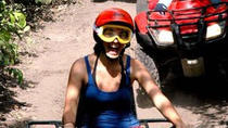 Cozumel Shore Excursion: ATV Jungle and Snorkel Combo, Cozumel