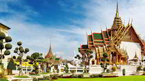 Half-Day Grand Palace Tour Including Emerald Buddha from Bangkok, Bangkok, Half-day Tours