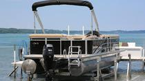 Traverse Bay Pontoon Rental, Traverse City, Family Friendly Tours & Activities