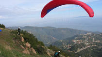 Tandem Paragliding in Malibu, Los Angeles, Nature & Wildlife