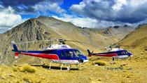 Remarkables Mountain Range Helicopter Flight from Queenstown, クイーンズタウン