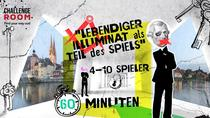 Illuminati Escape Game With An Actor for up to 10 people, Regensburg, Attraction Tickets