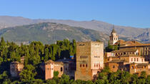 Alhambra Half-Day Tour and Private Alhambra Sightseeing Flight, Granada, Ture i luften