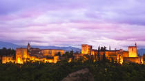 Independent Alhambra Night Tour with GPS Audio Guide, Granada, Air Tours