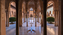 Skip the Line: Alhambra Tour and Granada Hammam, Granada, Day Trips