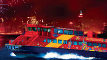 Fourth of July-Feuerwerks-Bootstour in New York City, New York City, National Holidays