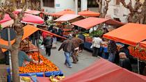 Santiago Like a Local: Private Walking Tour with Coffee, Markets, Street Food and San Cristobal...
