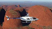 Uluru and Kata Tjuta Tour by Helicopter from Ayers Rock, Ayers Rock, Helicopter Tours