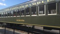 Knoxville's Vintage Baseball Express Train, Pigeon Forge, Rail Services