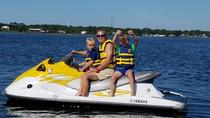 4 Hour Orange Beach Jet Ski Rentals, Gulf Shores, Waterskiing & Jetskiing