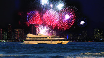 Oahu New Year's Eve Fireworks Cruise, Oahu, New Year's