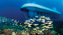 U-Boot-Abenteuer und Luau im Royal Kona Resort, Big Island of Hawaii, Submarine Tours