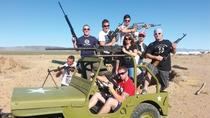 Outdoor Shooting Range Package from Las Vegas with Optional ATV and Doors-off Helicopter Tour , Las ...