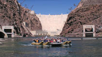 Hoover Dam Top to Bottom by Luxury SUV with Colorado River Float, Las Vegas, Air Tours