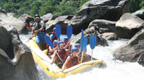 Barron River halber Tag White Water Rafting von Cairns, Cairns & Tropical North