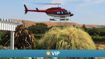 Viator VIP: Napa by Helicopter with Wine Tasting and Lunch, San Francisco