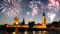 New Year's Eve River Dinner Cruise and Fireworks Display in London, ,
