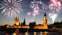 New Year's Eve River Party Cruise and Fireworks Display in London, London, Night Cruises