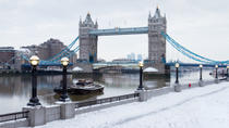 River Thames Christmas Cruise with Lunch or Afternoon Tea, London, Christmas