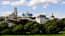 Sergiev Posad Day Trip from Moscow Including Troitse-Sergiev Monastery, Moscow
