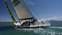 America's Cup Segeln im Auckland Waitemata Harbour, Auckland, Sailing Trips