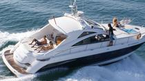 Luxury Yacht Half Day Charter in Vilamoura, Faro, Private Sightseeing Tours