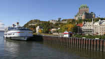 Quebec City Historic Discoverers Cruise, Quebec City, Dolphin & Whale Watching