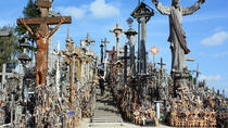 Vilnius Private Tour to The Hill of Crosses Near Siauliai, Vilnius, null