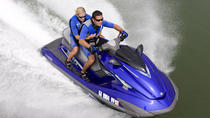 Waverunner Tour of La Jolla Coastline, San Diego, Waterskiing & Jetskiing
