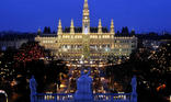 Vienna Evening Tour including Danube Tower Visit, Vienna, Night Tours