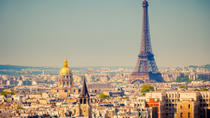 New Year's Tour: Skip-the-Line Eiffel Tower Ticket and Small-Group Tour, Paris, New Year's