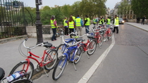 Paris, aftencykeltur, Paris, Bike & Mountain Bike Tours