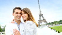 Valentine's Day in Paris: Skip-the-Line Eiffel Tower Ticket with Tour, Champagne or Dinner, ,