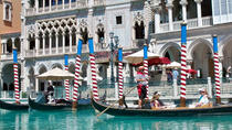 Las Vegas Super Saver: Romance Package at Madame Tussauds with Gondola Ride and Lunch or Dinner,...