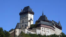 Karlstejn Castle Easy Bike Group Tour from Prague, Prague, Private Day Trips