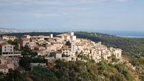 Full Day Tour of French Riviera Perched Villages and Wine Tasting from St Jeannet , Nice, Full-day...
