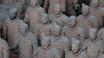 Private Xi'an Day Tour with Terracotta Warriors and Horses and Big Wild Goose Pagoda, Xian, Private...