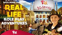 KidZania London Entrance Ticket, London, Attraction Tickets