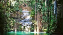 Cuzama Adventure Tour by 4X4 with Underground Cenotes from Merida , Merida, Day Trips