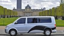 Paris Shuttle Departure Transfer: Charles de Gaulle Airport (CDG), Paris