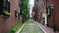 Boston Photography Tour: Beacon Hill, Boston